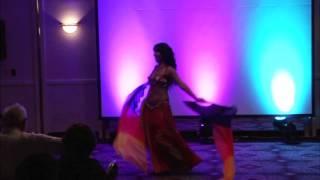 "Superb,Hot Sensational Arabic Belly Dance  Andreana  ""Ojos Asi""-Shakira"