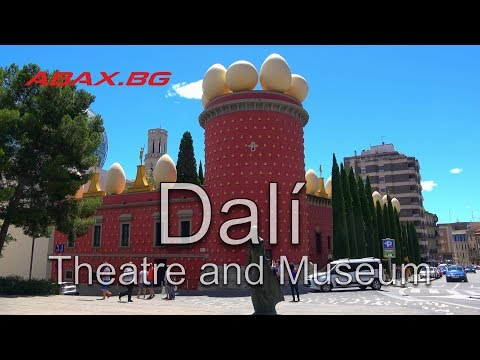 Dali Theatre and Museum, Spain 4K travel guide bluemaxbg.com