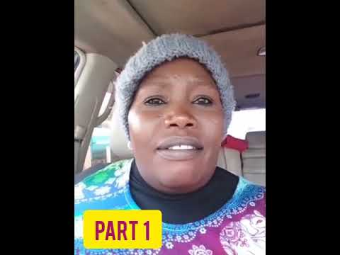 Download Rescue mission of an old woman who have been living in karura forest 😢
