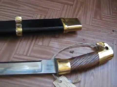 Полуторный меч, ручная ковка, мастерская Историор. Ковка мечей и .