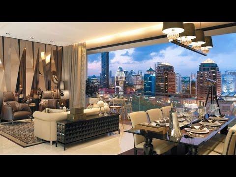 Opulent luxury show flat in grange infinite tower - Appartement grange infinite showflat singapour ...