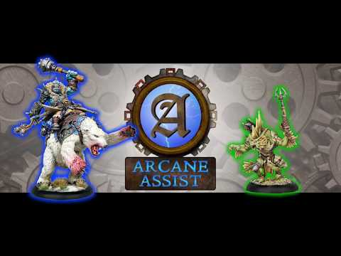 Arcane Assist Batreps: Borka2 vs Rask