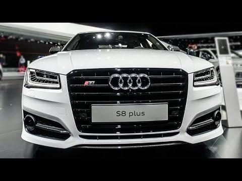 2017 Audi S8 PLUS - 2017 Geneva Motor Show