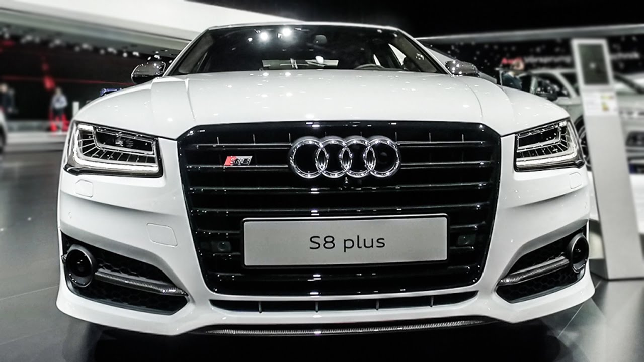 2017 audi s8 plus 2017 geneva motor show youtube. Black Bedroom Furniture Sets. Home Design Ideas
