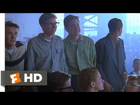 October Sky (8/11) Movie CLIP - Going To Indianapolis (1999) HD