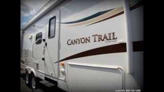 Used 2009 Gulfstream Canyon Trail 33fbht Fifth Wheel Rv For Sale In Pennsylvania