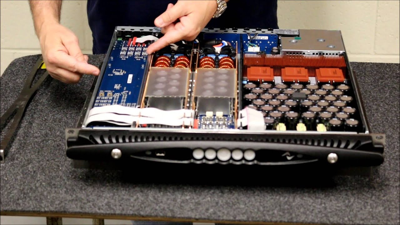 Make video amplifier out of old
