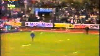 Jan Zelezny's 94.74m world record javelin throw