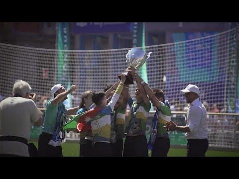 برنامج -كرة القدم من أجل الصداقة- يدخل موسوعة غينيس للأرقام القياسية…  - 19:54-2019 / 6 / 6