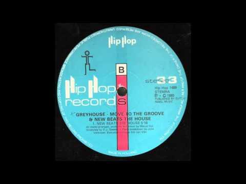 Greyhouse - New Beats The House (1989)