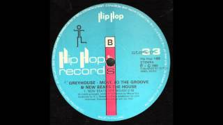 Greyhouse - New Beats The House (1989)