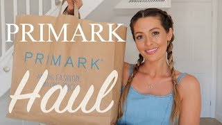 PRIMARK HAUL AND TRY ON - New in July 2018