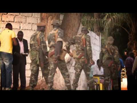 Documentary on Drug Policy in West Africa