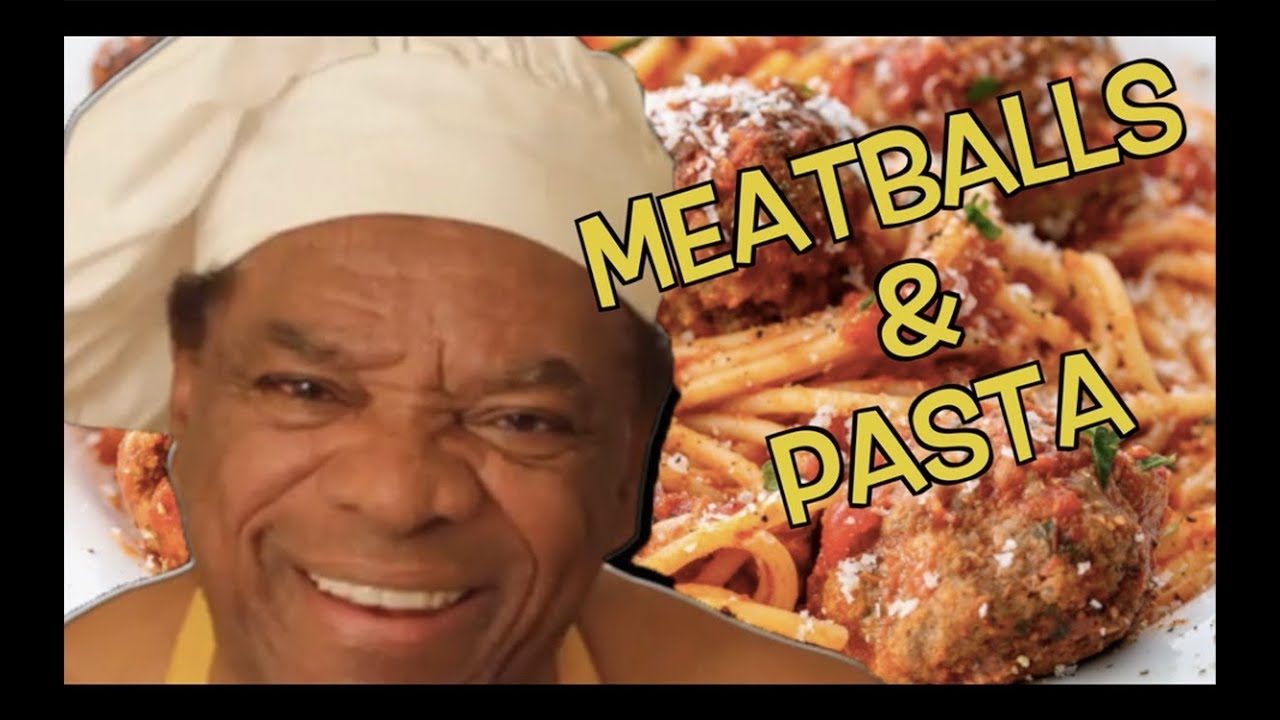 Pops delicious Meatballs and past MMMMMM MMMMM