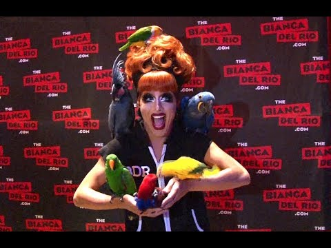 "Behind the Scenes of Bianca Del Rio's ""Not Today Satan"" Bus Tour!"
