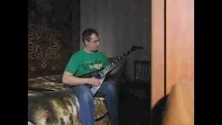Benny Hill Theme guitar - Бенни Хилл тема (гитара) guitar cover (кавер гитара)