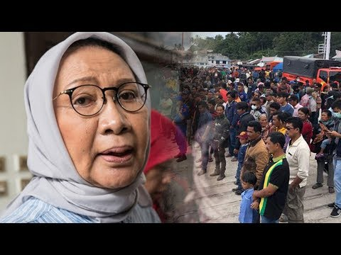 Detik-detik Ratna Sarumpaet 'Diusir' oleh Keluarga Korban KM Sinar Bangun saat Cekcok dengan Luhut