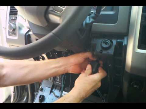 How To Add Remote Start To 2011 Dodge Ram Youtube