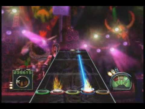 Guitar Hero 3: Raining Blood Expert 5 Stars 253K