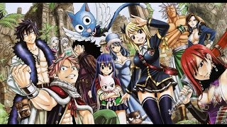 Top 60 Strongest Fairy Tail Characters