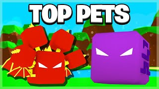 TOP 10 PETS THAT MIGHT COME TO BUBBLE GUM SIMULATOR ROBLOX!?!
