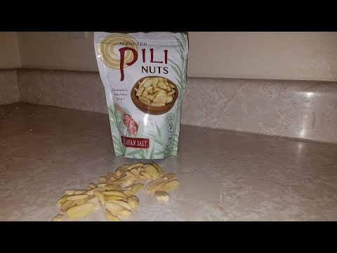 The Almighty Pili Nuts