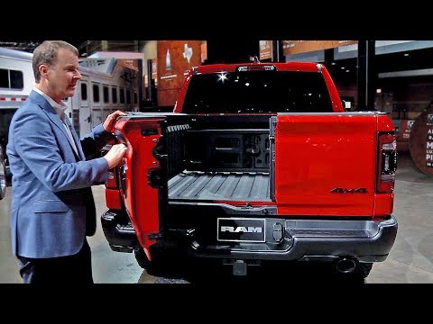 2020 dodge ram 1500 tailgate for sale