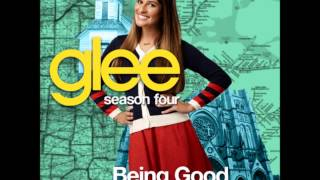 Glee - Being Good Isn