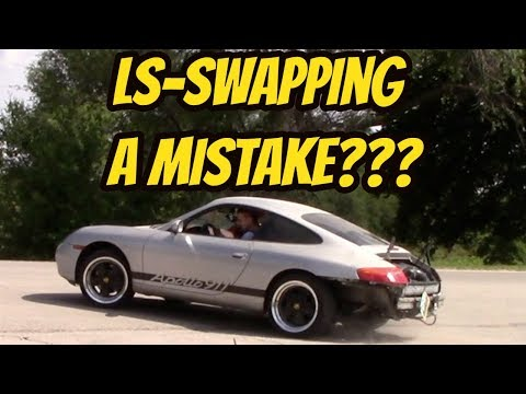 Was it a Mistake LS-Swapping My Porsche 911?