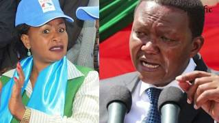 I have come to know who my friends are'- Wavinya Ndeti speaks after court nullifies Mutua's election