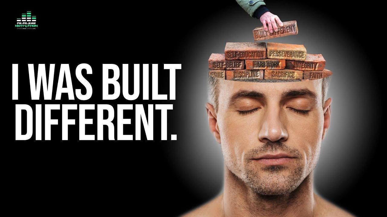 Built Different - Motivational Video