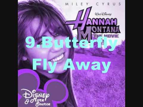 Hannah Montana Samples Soundtracks