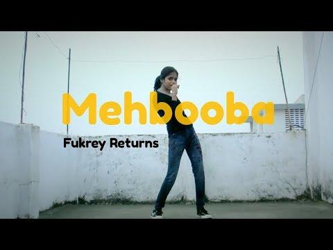 Mehbooba  Fukrey Returns  Prem & Hardeep  Mohammed Rafi , Neha Kakkar, Raftaar  Dance  Astha