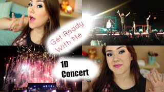 Get Ready With Me: One Direction Concert 2014!
