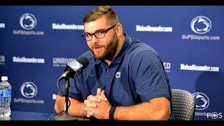 Penn State OT Ryan Bates On His New Specs