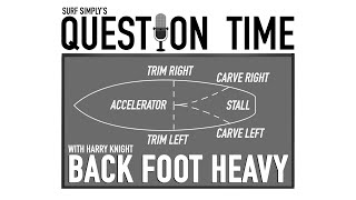 Surf Simply's Question Time: Back Foot Heavy \u0026 How Beaches Handle Long Period Swells