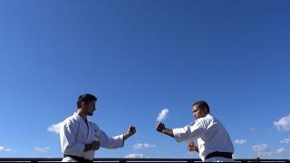 Best Karate - Shobu Kumite
