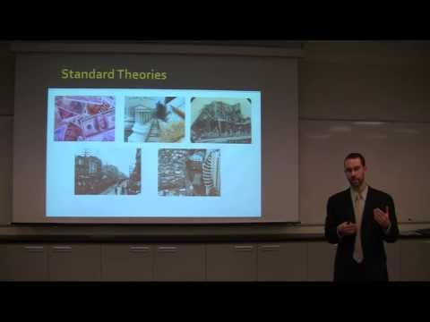 "Daniel Aldrich ""Building Resilience: Social Capital in Post-Disaster Recovery"""