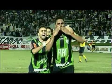 ABC 0 x 2 América Mineiro (Campeonato Brasileiro Série B 2012)