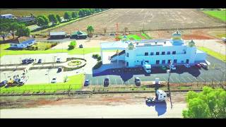 Beautiful Gurudwara | Griffith NSW | Aerial