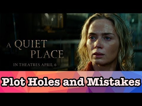 Plot Holes and Mistakes in A Quiet Place: A Conversation Over Coffee