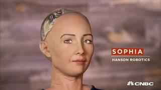 Sophia: Robot Penghancur Umat Manusia.
