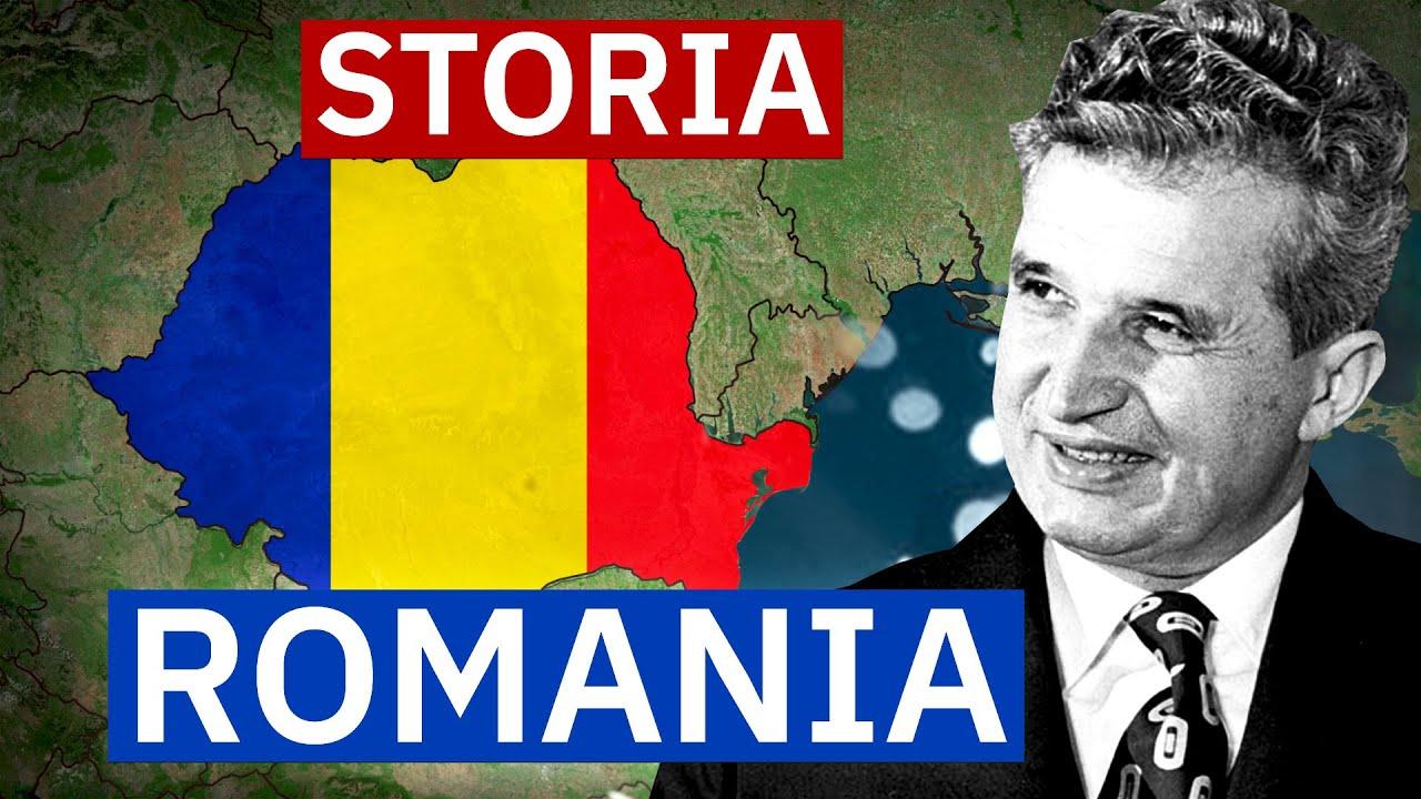 Storia della ROMANIA: dalle origini al regime di Ceaușescu