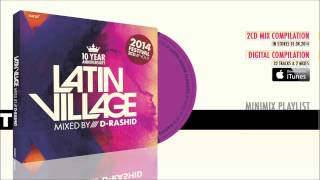 Latin Village 2014 compilation pre-mix