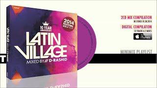 Latin Village 2014 compilation pre-mix