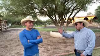 En este Rancho, Asi se trabaja con Calor Extremo