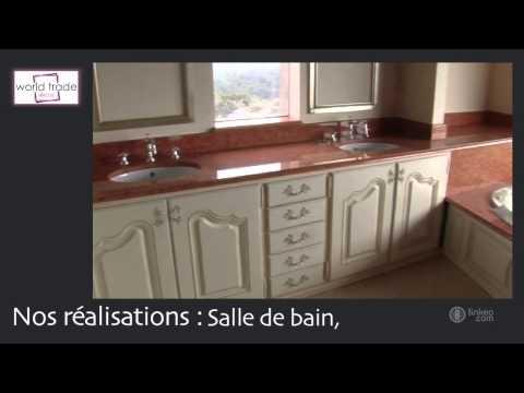 Marbre sur mesure, cuisine, salle de bain, sol à Toulouse ...