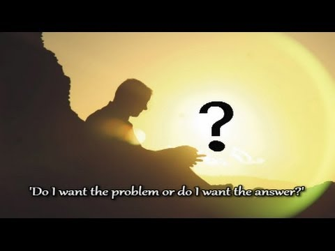 The Problem and the Answer. Teachings from A Course in Miracles.