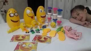Dev Sürpriz Yumurta Açma | Sürpriz Yumurta İzle _ Yeni Oyuncak Ve Yumurtalar Kinder sürprise Eggs HD