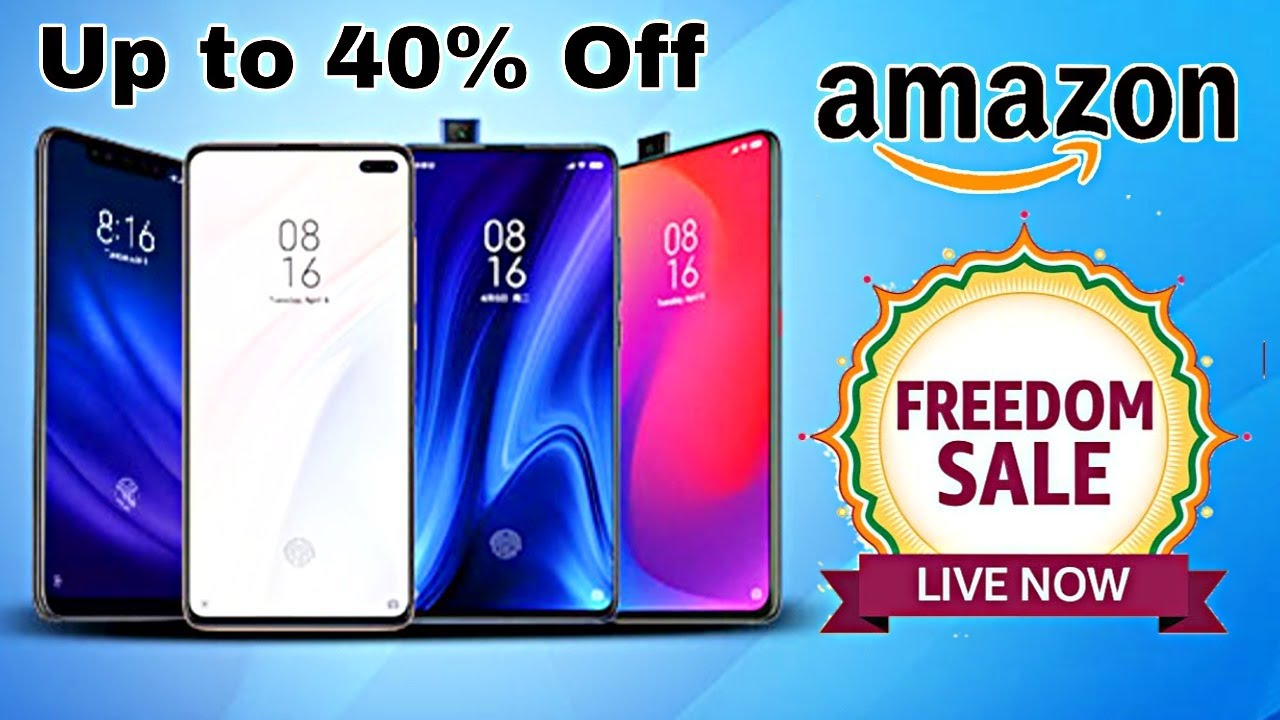 Amazon Freedom Sale 2020 Offer ⚡ Mobile Phone Offers 2020🛒Redmi, Tecno Mobile Sale | Amit Technology